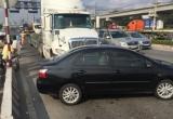 Tai nạn giao thông Plus: Tàu hỏa đâm xe tải, lái xe bị thương nặng