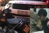 Nam thanh niên trộm xế hộp Ranger Rover khai gì tại cơ quan Công an