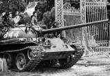 Hào hùng đội hình xe tăng tiến vào giải phóng Sài Gòn