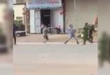 Quảng Ninh: Nhiều chiến sĩ công an bị hành hung trong khi làm nhiệm vụ