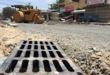 Bà Rịa - Vũng Tàu: Nguy cơ úng ngập tại dự án nâng cấp đường Nguyễn Hữu Cảnh