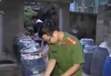 Hà Nam: Phát hiện 1,3 tấn măng tươi ngâm hóa chất