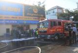 Đà Nẵng: Điện máy Xanh bất ngờ cháy lớn lúc rạng sáng