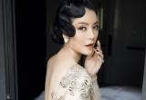 Lý Nhã Kỳ lại gây sửng sốt khi diện thiết kế Việt với cách quý tộc của các minh tinh thập niên 1950-1960