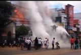 Đắk Nông: Chập điện khiến 3 ngôi nhà cháy liên hoàn