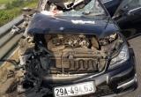 Tạm giữ hình sự với tài xế trong vụ tai nạn cao tốc Hà Nội - Hải Phòng