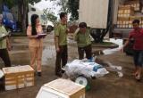 Thanh Hoá: Bắt giữ 4.500kg nội tạng động vật không rõ nguồn gốc