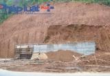 Hà Giang: Sập Taluy đường, một công nhân tử vong tại chỗ