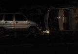 [Clip]: Hiện trường xe cứu thương gây tai nạn liên hoàn khiến 1 người tử vong