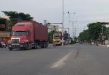 Đà Nẵng: Va xe bồn đi cùng chiều, một phụ nữ thoát chết trong gang tấc