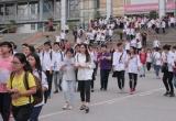 49 thí sinh bị đình chỉ trong ngày thi đầu tiên