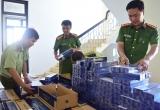 Thừa Thiên Huế: Bắt giữ ô tô chở 20.000 bao thuốc không rõ nguồn gốc