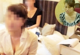 """Hà Nội: Bắt tú bà 'ngụy trang' nhà nghỉ thành """"lầu xanh"""""""