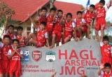 Arsenal 'chia tay ' HAGL