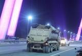 Đã tìm ra thủ phạm làm rơi vãi đất trên cầu Nhật Tân