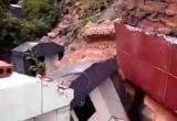 Quảng Ninh: Hơn chục ngôi mộ bất ngờ đổ sập trong đêm