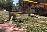 NÓNG: Đại sứ quán Nga ở Syria bị trúng hai quả đạn pháo