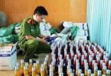 Thừa Thiên - Huế: Phát hiện hàng chục thùng sữa Ensure không rõ nguồn gốc