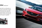 Trải nghiệm công nghệ GVC trên bộ đôi Mazda3 & Mazda6 tại Hà Nội