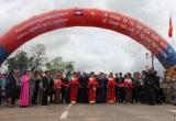 Kỉ niệm 50 năm quan hệ ngoại giao và Lễ thông xe cặp cửa khẩu Quốc tế Lệ Thanh-O Yadav