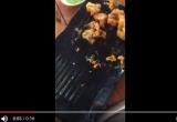 Sụn gà nướng có dòi, nhà hàng C.B tại Đà Nẵng bị phạt 4 triệu đồng