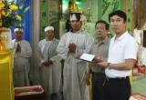 Công ty Bảo hiểm Bưu điện TT-Huế thăm nạn nhân vụ tai nạn thảm khốc ở Bình Định