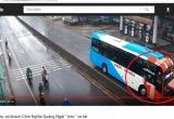 Quảng Ngãi: Phản hồi thông tin clip xe khách ngược chiều đối đầu xe tải
