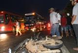 Lâm Đồng: Tông trực diện xe khách giường nằm, người đàn ông chết thảm