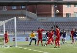 """Video U16 Việt Nam """"trút mưa"""" bàn thắng vào lưới U16 Mông Cổ"""
