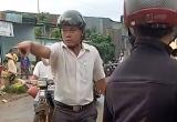 Đắk Lắk: Trưởng công an xã đá bay hàng hóa của dân khi dẹp vỉa hè