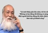 """PGS Văn Như Cương và những câu nói 'để đời"""" cho các thế hệ học trò"""