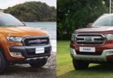 Triệu hồi Ford Ranger và Everest tại Việt Nam vì lỗi túi khí