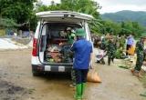 Yên Bái: Tìm thấy 2 thi thể nạn nhân trong vụ lũ quét tại thị xã Nghĩa Lộ