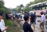 Nghệ An: Xe máy va chạm với xe khách, hai người phụ nữ tử vong tại chỗ