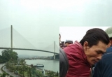 Quảng Ninh: Hi hữu, người đàn ông thoát chết sau khi nhảy cầu bãi cháy