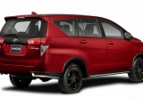 Toyota Innova phiên bản cải tiến 2017 đã có mặt trên toàn quốc