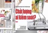 Điểm báo 06/12/2017: Ai kiểm soát chất lượng kinh doanh thực phẩm online?