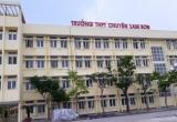 Đã tìm thấy nam sinh trường chuyên Lam Sơn, Thanh Hóa mất tích