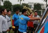 6 cung thủ Hàn Quốc đạt HC Olympic hỗ trợ đội tuyển bắn cung Việt Nam