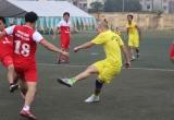 Phóng viên gần 50 cơ quan báo chí tham dự Cúp bóng đá các CLB Báo chí tỉnh thành lần thứ 3