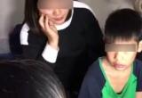 Video clip: Người mẹ nói về việc con trai 9 tuổi nghi bị bố đánh gãy răng, khắp người chi chít vết thương