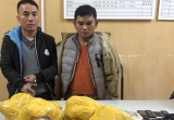 Sơn La: Bắt 2 đối tượng vận chuyển 20kg thuốc phiện cùng 3000 viên ma túy tổng hợp