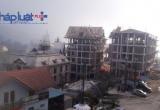 Kỳ 2 - Công ty Lạc Hồng thi công xong mới xin GPXD: Sở Xây dựng tỉnh Vĩnh Phúc thừa nhận chưa cấp phép!