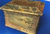 Chiêm ngưỡng hộp xá lị bằng vàng ròng vừa được công nhận là bảo vật quốc gia