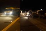 Nhóm thanh niên chặn xe, 'xin đểu' tài xế trên cao tốc Hà Nội - Lào Cai là người thế nào?