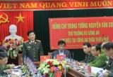 Thứ trưởng bộ Công an chỉ đạo công tác đảm bảo ANTT trong dịp tết ở Huế