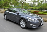 Nissan Teana giảm giá gần 200 triệu tại Việt Nam