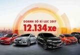 Audio Tài chính Plus: Honda Việt Nam đạt kỷ lục doanh số bán hàng năm 2017