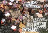 Quảng Trị: Bắt giữ ôtô dùng 5 biển số giả để chở pháo lậu