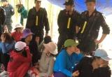 Khánh Hòa: Đột kích sới bạc vùng quê thu giữ hàng trăm triệu đồng